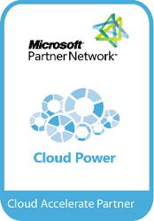Cloud accelerate partner