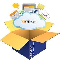Migrazione Posta Vecchia (PST) su Office 365