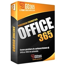 Formazione tecnica Office 365