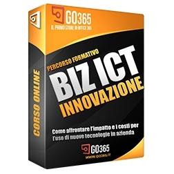 Corso innovazione BIZ ICT